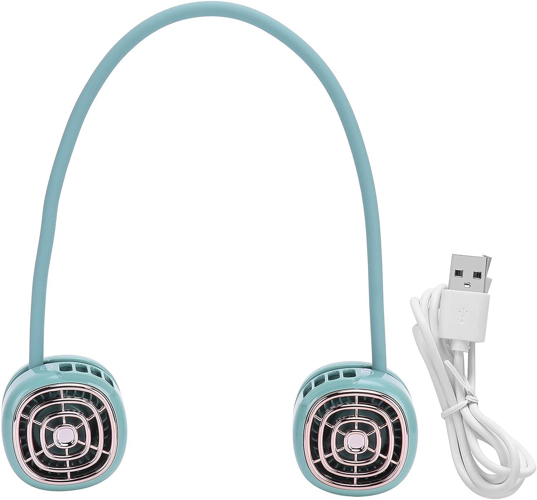 Popular products Adjustable Handheld Fan USB Neck Hang Traveling ...