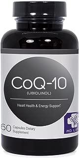 Save $$ MD.LIFE COQ-10 60 Capsules Compare To Qunol COQ-10