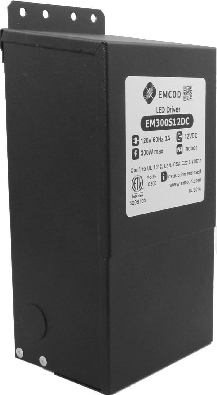 EMCOD Transformer EM500S24AC OEM Series AC Free Shipping New 500W Fashion 24V