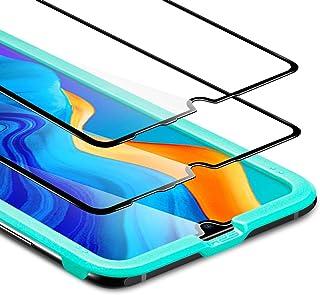 ESR [2-Pack] Screen Protector for Huawei P30 Lite, Tempered-Glass Screen Protector [3D + Maximum Protection] [Full Screen ...