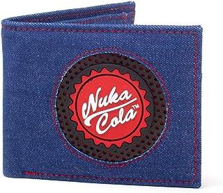 Fallout Wallets Nuka Cola Bottle Cap Bifold Wallet Multicolor
