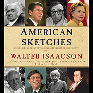 American Sketches audiobook cover art