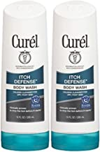 Curel Itch Defense Body Wash, 10 Ounce (Pack of 2)