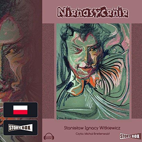 Nienasycenie audiobook cover art