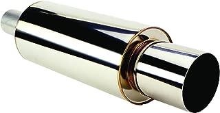 HKS HKS-3203-EX023 3203-EX023 Universal Stainless Hi-Power Muffler