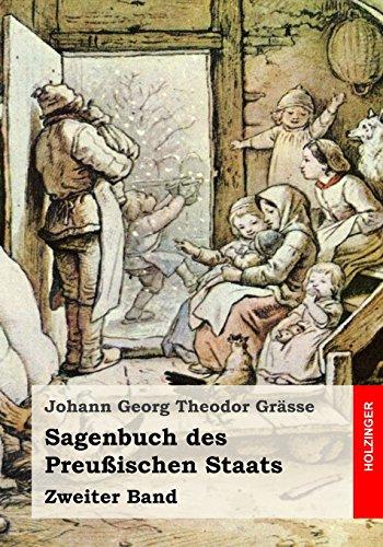 Sagenbuch des Preußischen Staats: Zweiter Band