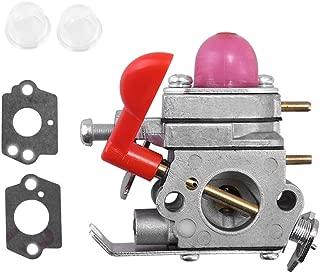 Anxingo C1U-W19 Carburetor for Poulan 530071811 530035592 Zama PP025 PP125 PP325 SM705 SM706 P4500 C1U-W19 Carb Craftsman Weed Eater Trimmers