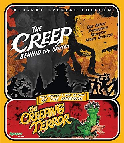 The Creep Behind The Camera [Blu-ray]