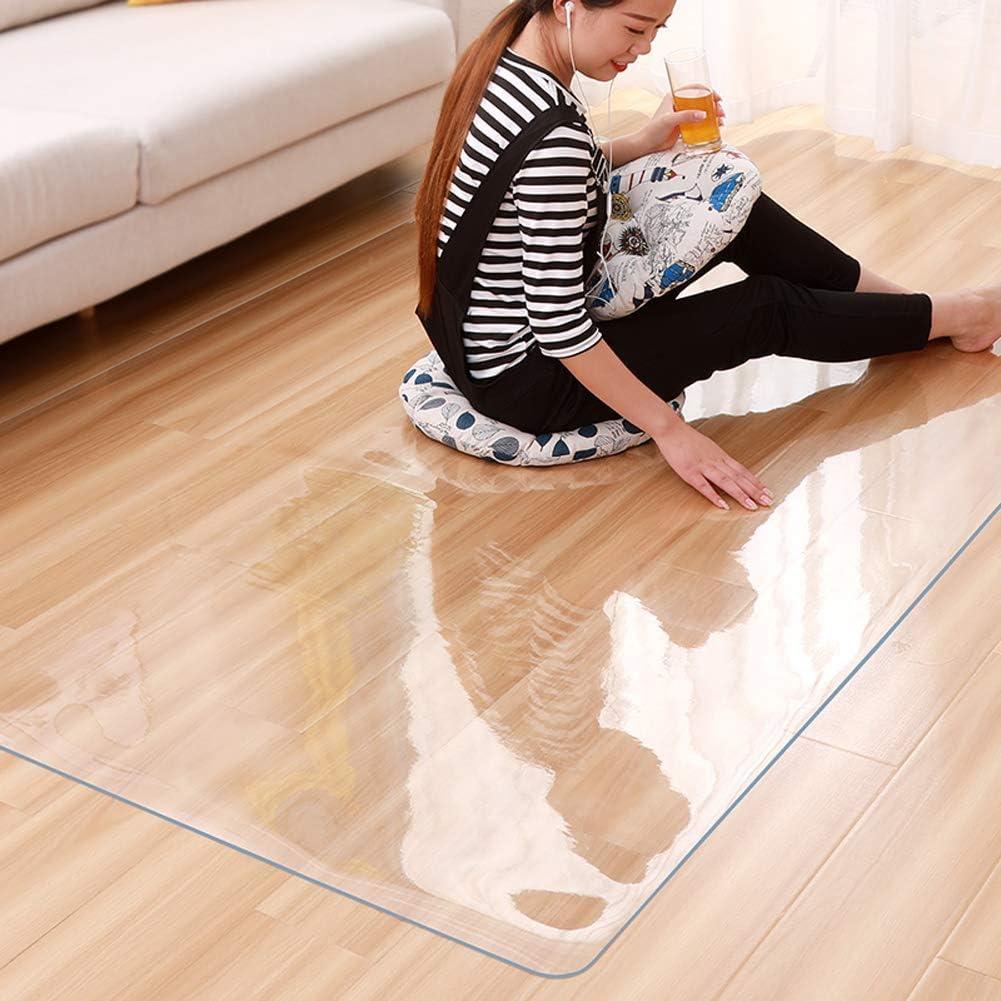 Buy Chair Mat XJJUN Hard Floor Mat Thicken Carpet Anti scalding ...