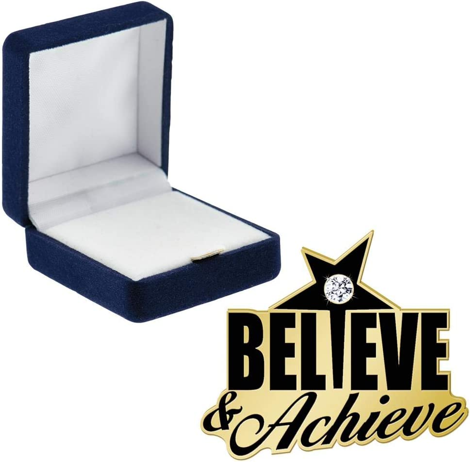 Be super welcome Crown Awards Believe Animer and price revision and Achieve Pins Pin w