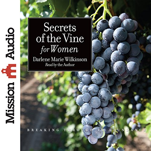 Secrets of the Vine for Women audiobook cover art