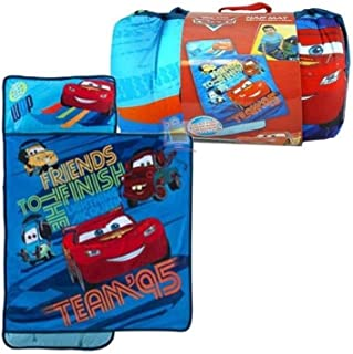 Disney Cars 2 Plush Nap Mat, 46 by 20-Inch