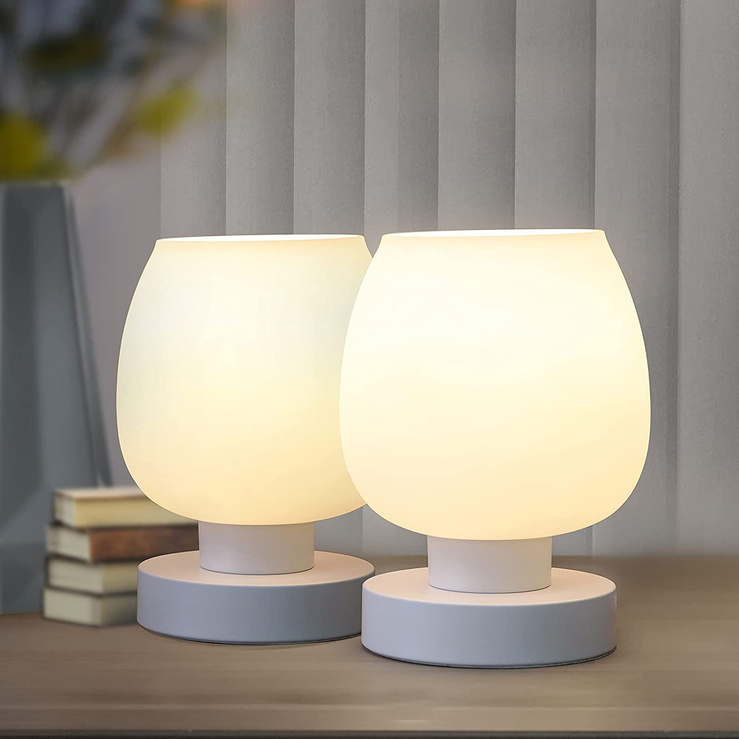 Touch Control Bedside San Antonio Mall Table Lamp Bedroom Modern Super sale period limited - for