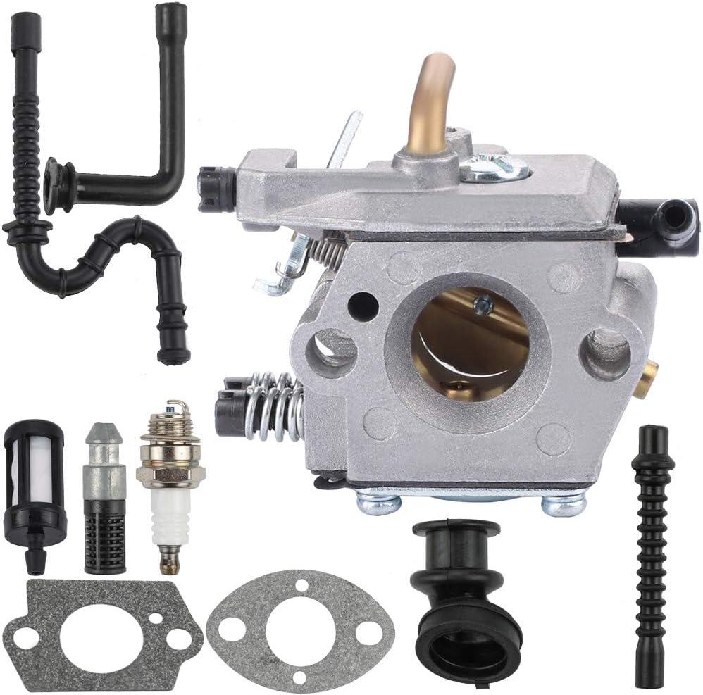 Venseri WT-194 Max 60% OFF Carburetor with Gasket Fuel Spark Filter Plu Line Ranking TOP12