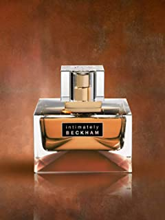 Beckham Eau de Toilette Spray for Men, Intimately Beckham, 75ml