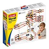 Quercetti-Quercetti-6665 Skyrail Montaña Rusa Maxi-Circuito de canicas, Juego Educativo de construcción (QA6665)