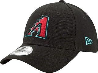 adidas 9Forty Arizona Diamondbacks Cap Men's, Black, OSFA
