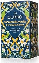 Pukka Herbal Teas -Chamomile, Vanilla & Manuka Honey 20 Bags