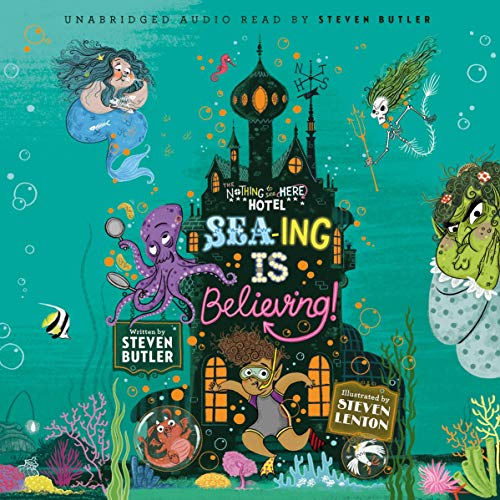Sea-ing is Believing! cover art