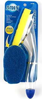 Dawn Fillable Scrubber Dishwand, 3-Pack