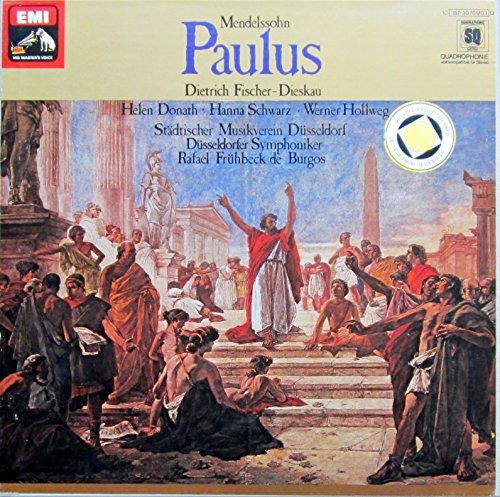 Mendelssohn: Paulus [Vinyl Schallplatte] [3 LP Box-Set]
