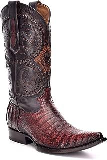 Cuadra 2B41FY Crocodile Western Boots