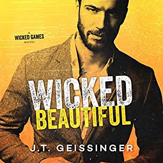Wicked Beautiful                   By:                                                                                                                                 J.T. Geissinger                               Narrated by:                                                                                                                                 Melissa Moran                      Length: 10 hrs and 44 mins     38 ratings     Overall 4.3
