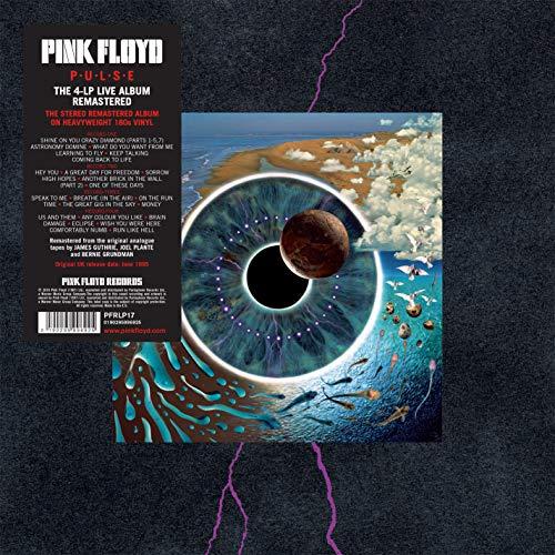 P.U.L.S.E - scatola 4 LP + libro 52 pagine