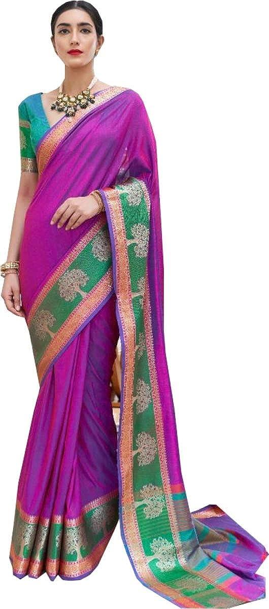 Indian Saree Banarasi Silk Saree Party Wear Saree Wedding Wear Saree Banarasi Saree Silk Sari Ethnic Wear Sari B 165