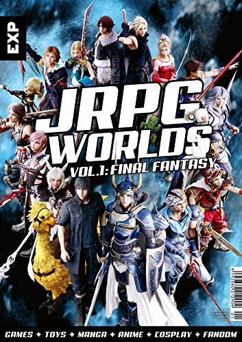 EXP Special #03 - JRPG Worlds Vol. 1: Final Fantasy