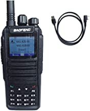 Baofeng DM-1701 Dual Band Tier I & II DMR Radio 3000 Channels, Color Display with PRG..