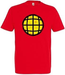 Captain Planet Men T-Shirt