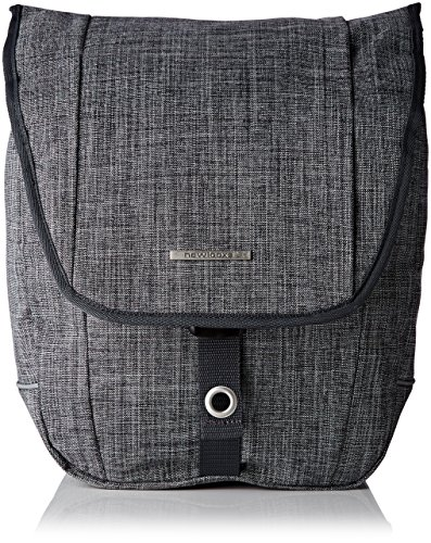 New Looxs Avero Double Doppelpacktasche, Grey, 32 x 33 x 13 cm, 25 L