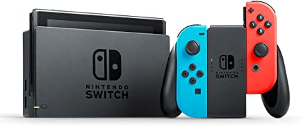 Nintendo Switch 32 GB - Neon Red and Blue (TRA UAE Version)