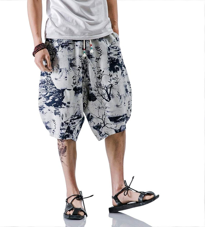 Men's Casual Shorts Breathable Summer Beach Pants Run Sports Shorts