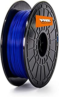 WOL 3D 3D Filament with Improved Formula of PLA+ (Royal Blue)