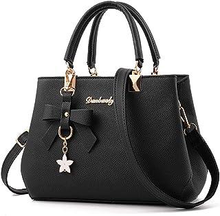 シューズ&バッグ/バッグ?スーツケース/レディースバッグ?財布/バッグ /ショルダーバッグ/Women PU Leather Handbag Shoulder Messenger Satchel Tote Crossbody Bags Purse