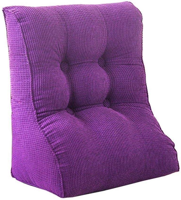 Triangle Cushion Back SALENEW very Ranking TOP6 popular Big Pillow Neck Waist Bed Headrest Support