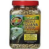 Comida para Reptiles Natural de Iguana Food para Adultos, 2,27 kg, 1 Unidad (2,27 kg)