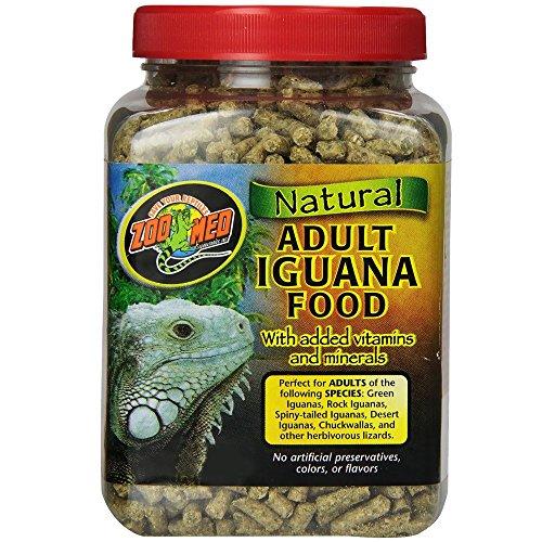 Zoo Med Natural Adult Iguana Food (5 lb)