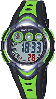 Kids Digital Watch, Boys Sports Waterproof Led Analog Quartz Wrist Watches with Alarm Wrist Watches for Boy Girls Children