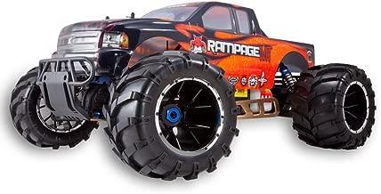 Rampage Mt V3 1/5 Scale Gas Monster Truck (Orange)