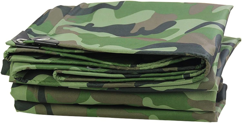 AJZGF Regenschutz Wasserdicht Camouflage Plane Plane Plane Wasserdicht Poncho Dschungel Dicke Sonnencreme Outdoor Sonnenschutz Schatten Zelt Tuch Isolierung Tragen (Farbe   Camo, Größe   6x10m) B07FLL7VXQ  Personalisierungstrend 56b29b