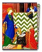 L'âge d'or du manuscrit - La peinture en France au temps de Charles VI et les heures du mal de Boucicaut d'Albert Chatelet