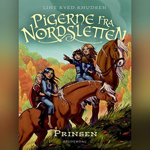 Prinsen (Pigerne fra Nordsletten 1) audiobook cover art