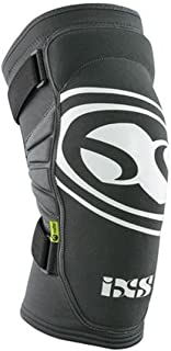 iXS Carve EVO Knee Pad: Gray/Black SM