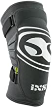 iXS Carve EVO Knee Pad: Gray/Black SM