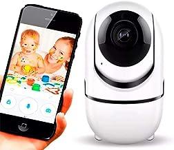 Câmera Ip Varredura Automática Ptz Noturna Wireless 720p