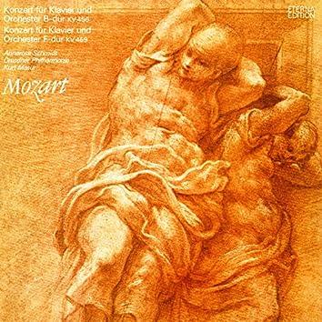 Mozart: Klavierkonzerte No. 18 & 19