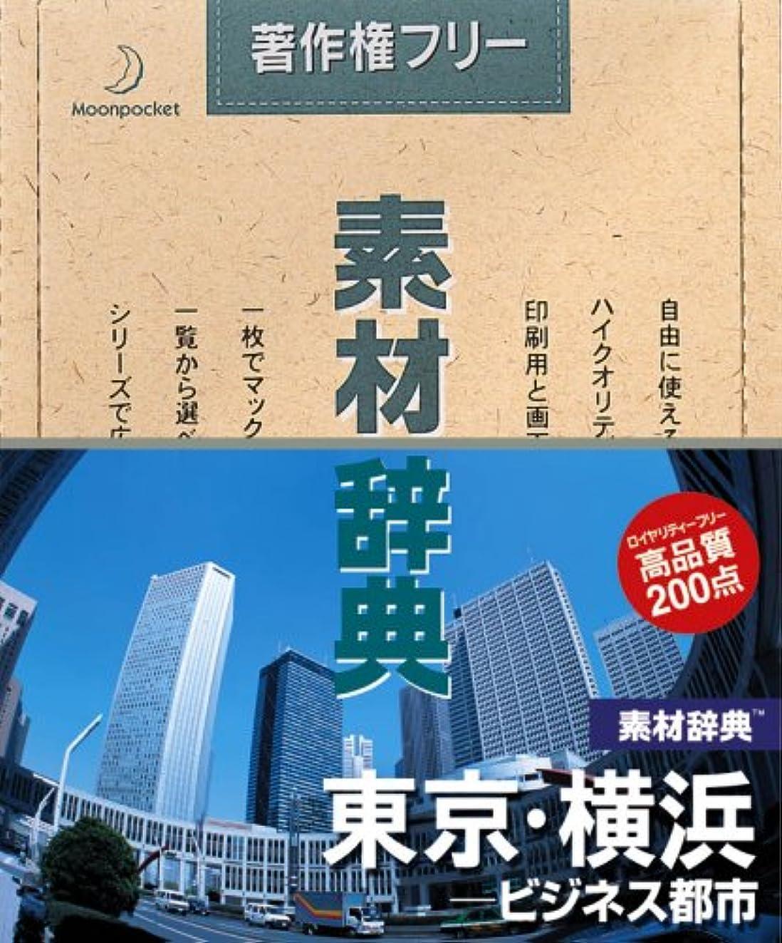 驚くばかりシェア失素材辞典 Vol.112 東京?横浜 ビジネス都市編